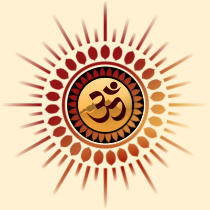Satsang logo red